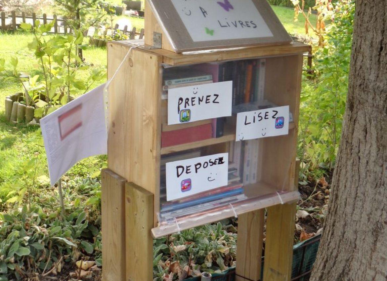 Boîte à livres Havré